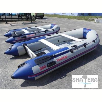 надувная лодка пвх tohatsu ib300